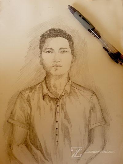 A friend from Haiphong