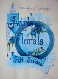 Swirls and Florals